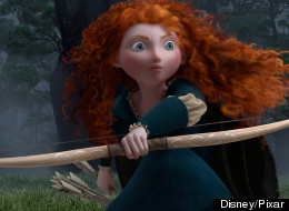 Want to look like Merida from 'Brave'?