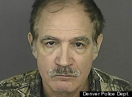 Denver Police Department's booking photo of Roy Dunn.