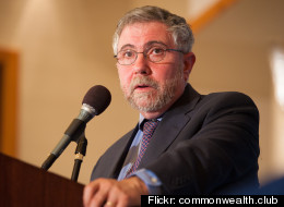 Paul Krugman said in a recent interview with PBS that solving the crisis in Europe