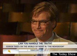 Aaron Sorkin talked with
