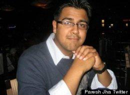 Paresh Jha Twitter