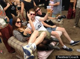Festival Couch