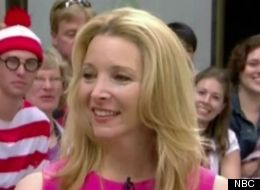 Lisa Kudrow talks filming