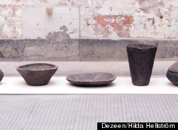 Swedish artist Hilda Hellström used contaminated Japanese soil to create something new.