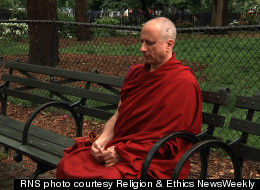 The Dalai Lama has given Nicholas Vreeland (pictured here), director of The Tibet Center in New York, a daunting new assignment. On July 6, Vreeland will be enthroned as the new abbot of Rato Monastery in southern India, one of the most important monasteries in Tibetan Buddhism. He will be the first Westerner to hold such a position. RNS photo courtesy Religion & Ethics NewsWeekly