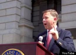 Colo. Senator Kevin Lundberg.