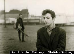 Astrid Kirchherr Courtesy of Vladislav Ginzburg