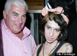 Mitch and Amy Winehouse.