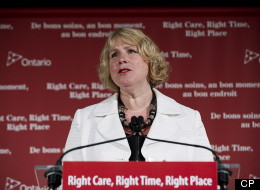 "Ontario Health Minister Deb Matthews is urging the federal government to reverse its decision to ""significantly reduce"" health coverage for refugee claimants. (CP)"