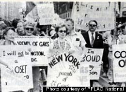 Photo courtesy of PFLAG National