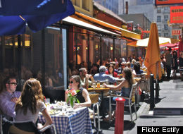 Try out these easy tips to help save some money when you're dining out.