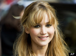 Jennifer Lawrence talks Francis Lawrence,