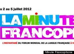 Minute Francophone