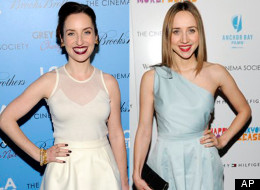 Zoe Lister-Jones and Zoe Kazan