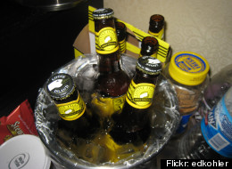 Beer consumption in Illinois is reportedly down several six-packs per capita.