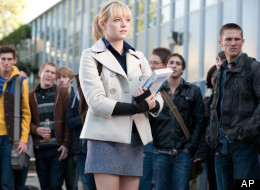 'Amazing Spider-Man' reviews: Is Emma Stone happy with critics?
