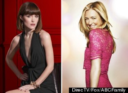 The hottest actresses on TV for the Summer 2012: Rose Byrne, Cat Deeley, Shay Mitchell and more