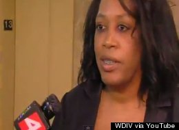Krystal Crittendon filed a motion asking Judge William Collette to reconsider her challenge to Detroit's consent agreement (Photo from WDIV via YouTube).