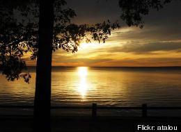 Oneida Lake.