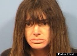 Police photo of Cheryl Luchetta.