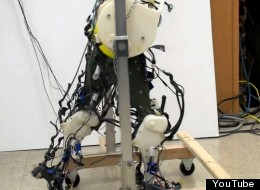 University of Arizona engineers claim to have built a set of robotic legs that mimic the human gait better than any other bot.