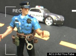 A new smartphone app released by the ACLU's New Jersey chapter makes it easy to record police encouters and report them.