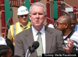 D.C. Councilmember Tommy Wells (D-Ward 6)