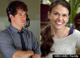 Sutton Foster and John Gallagher Jr. have appeared in