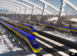 Farmers are uniting against California's high-speed rail project.
