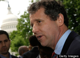 Sen. Sherrod Brown is facing the greatest cash flood by outside conservative groups in a Senate race.