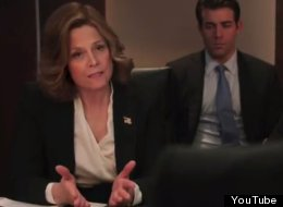 Sigourney Weaver addresses a diplomatic crisis on