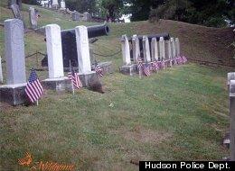 Hudson Police Dept.