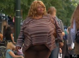 Woman with the world's largest breasts featured on TLC's