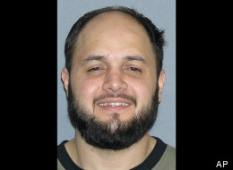 This undated photo provided by the U.S. Marshals Service shows Shaker Masri, of Chicago. On Monday, June 11, 2012, defense lawyers will seek the release of Masri, 26, of Chicago, who is awaiting trial on charges he plotted to travel overseas to become a suicide bomber for al-Qaida and another terror group. The issue is expected to come up at a status hearing at federal court in Chicago. (AP Photo/U.S. Marshals Service)