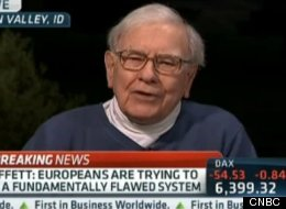 Warren Buffett said on CNBC on Thursday morning that the Libor scandal is a