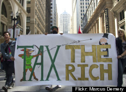 Despite all the protests about higher taxes on the rich and the recent talk about wealth inequality being the defining issue of our time, 58 percent of Americans think most of the rich deserve their wealth.
