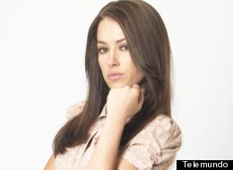 Sofía Lama es Andrea en 'Rosa Diamante'
