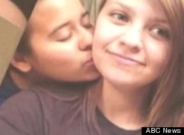Mary Kristene Chapa (left) survived a gunshot to the head last month when she and her girlfriend, Mollie Judith Olgin (right), were attacked by an unknown assailant. Olgin died at the scene.