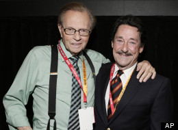 'You're like a nerd': Larry King & Peter Cullen talk at Comic-Con 2012