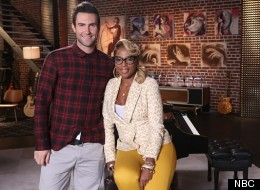 Mary J. Blige will help advise Adam Levine's team on Season 3 of NBC's