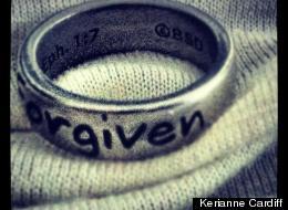A HuffPost religion community member's ring