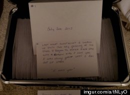 Un soldat a préparé 241 lettres d'amour pour sa femme, à lire pendant son absence.