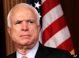 Sen. John McCain defended Huma Abedin from allegations that she was part of a Muslim Brotherhood conspiracy.