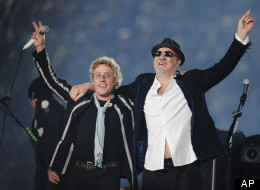 The Who US Tour: Roger Daltrey & Pete Townshend are back.