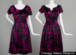 This 1953 Dior evening gown is part of the Chicago History Museum's newly launched Digital Collection.