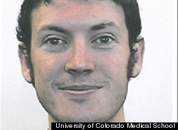 Shooting suspect James Holmes in an undated photo from college.