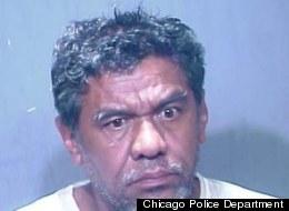 A police photo of suspect Juan Bello.