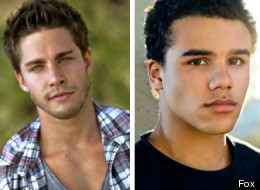 Dean Geyer and Jacob Artist will appear on