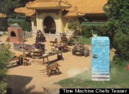 Time Machine Chefs Teaser