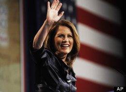 Michele Bachmann made The Hill's 2012 list of Capitol Hill's 50 most beautiful people